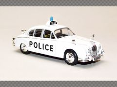JAGUAR MK2 POLICE | 1:43 Diecast Model Car