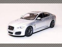 JAGUAR XFR ~ SILVER | 1:43 Diecast Model Car