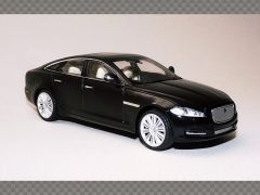 JAGUAR XJ ~ BLACK | 1:43 Diecast Model Car