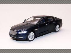 JAGUAR XJ ~ BLUE   1:43 Diecast Model Car