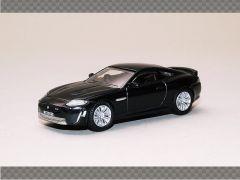 JAGUAR XKR-S COUPE - BLACK | 1:76 Diecast Model Car