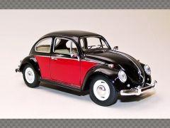 VOLKSWAGEN BEETLE ~ 1967 | 1:24 Diecast Model Car