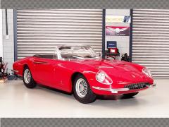 FERRARI 365 CALIFORNIA SPYDER 1966 | 1:18 Scale Model Car