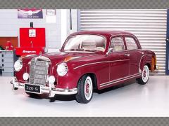 MERCEDES-BENZ 220S ~ 1954 | 1:18 Diecast Model Car