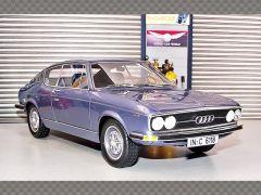 AUDI 100S COUPE ~ 1971 | 1:18 Resin Model Car
