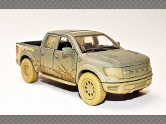 FORD F150 SVT ~ GREEN | 1:32 Diecast Model Car