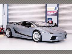 LAMBORGHINI GALLARDO SUPERLEGGERA | 1:18 Diecast Model Car