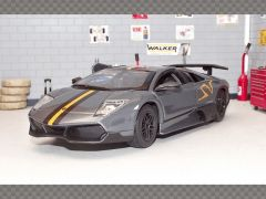 LAMBORGHINI MURCIELAGO LP670-4 SV | 1:24 Diecast Model Car