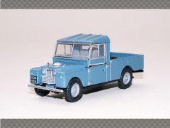 LAND ROVER 109 - BLUE | 1:76 Diecast Model Car