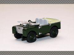 "LAND ROVER 80"" FLAT BACK | 1:76 Diecast Model Car"