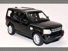LAND ROVER DISCOVERY 4 2010 | 1:24 Diecast Model Car