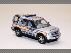 LAND ROVER DISCOVERY 3 METROPLOITAN POLICE | 1:76 Diecast Model Car