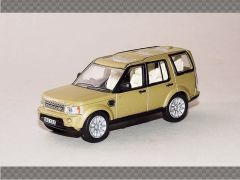 LAND ROVER DISCOVERY 4 - GOLD | 1:76 Diecast Model Car