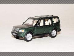 LAND ROVER DISCOVERY 4 - GREEN | 1:76 Diecast Model Car