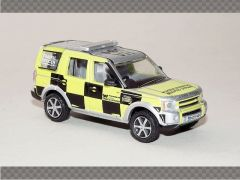 LAND ROVER DISCOVERY HIGHWAYS AGENCY | 1:76 Diecast Model Car