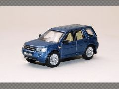 LAND ROVER FREELANDER - BLUE | 1:76 Diecast Model Car