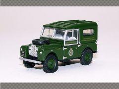 LAND ROVER - DARK GREEN | 1:76 Diecast Model Car