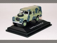 LAND ROVER SERIES 3 109  | 1:72 Diecast Model Car