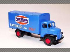 LEYLAND COMET BOX VAN ~ EVER READY | 1:64 Diecast Model Truck