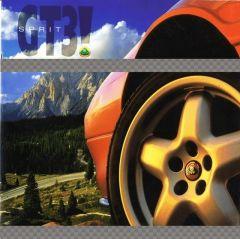 LOTUS ESPRIT GT3 ORIGINAL SHOWROOM BROCHURE | MEMORABILIA