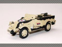 SCOUT CAR M3A1 NZ ARTILLERY ~ 1943   1:43 Diecast Model Car