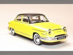 PANHARD PL17 TIGRE ~ 1961   1:43 Diecast Model Car