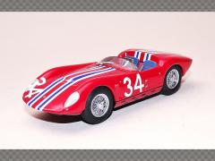 MASERATI TIPO 61 DROGO REIMS ~ 1963 | 1:43 Diecast Model Car