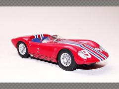 MASERATI TIPO 61 'DROGO' ~ GUARDS TROPHY 1963 | 1:43 Diecast Model Car