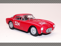MASERATI A6GCS BERLINETTA ~ GIRO DI SICILLIA 1954 | 1:43 Diecast Model Car