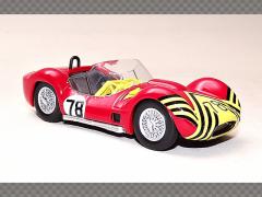 MASERATI TIPO 61 - NASSAU TROPHY SCHROEDER ~ 1961 | 1:43 Diecast Model Car