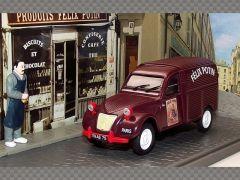CITROEN 2CV  LA FOURGONNETTE ~ FELIX POTIN | 1:43 Diecast Model Car