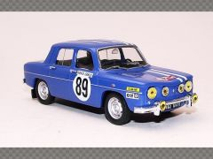 RENAULT 8 GORDINI ~ MONTE CARLO RALLY 1969   1:43 Diecast Model Car