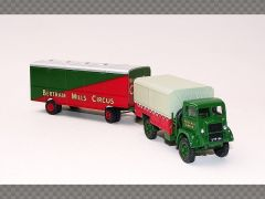 BEDFORD QL & BAGGAGE WAGON ~ BERTRAM MILLS | 1:76 Diecast Model Truck