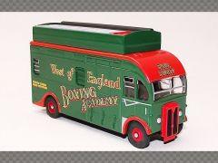 AEC HARRINGTON HORSEBOX ~ BOXING BOOTH | 1:76 Diecast Model Truck