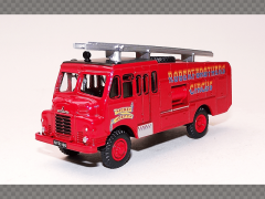 BEDFORD RLHZ GREEN GODDESS FIRE ENGINE | 1:76 Diecast Model Truck