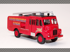 BEDFORD RLHZ GREEN GODDESS | 1:76 Diecast Model Truck