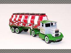 SCAMMELL HANDYMAN ~ BILLY SMART'S CIRCUS | 1:76 Diecast Model Truck
