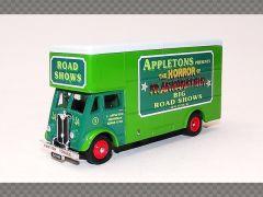 GUY PANTECHNICON ~ L. APPLETON | 1:76 Diecast Model Truck