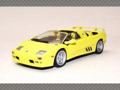 LAMBORGHINI DIABLO ROADSTER ~ 2000 | 1:43 Diecast Model Car