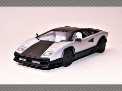 LAMBORGHINI COUNTACH EVOLUZIONE ~ 1987 | 1:43 Diecast Model Car