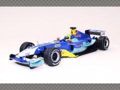 SAUBER PETRONAS C23 ~ MASSA ~ ITALY GP 2004 | 1:43 Diecast Model Car