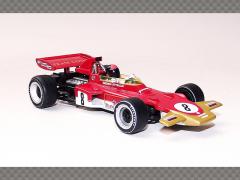 LOTUS FORD 72D ~ GERMAN GP 1971 | 1:43 Diecast Model Car