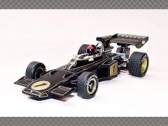 LOTUS FORD 72E ~ FITTIPALDI 1973 | 1:43 Diecast Model Car