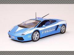 LAMBORGHINI GALLARDO ~2004 ~ POLICE | 1:43 Diecast Model Car
