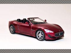 MASERATI GRANCABRIO | 1:43 Diecast Model Car