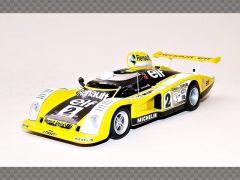 RENAULT ALPINE A442B - WINNER ~  1978 | 1:43 Diecast Model Car