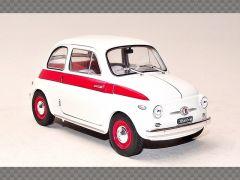 FIAT NUOVA 500 SPORT ~ 1958 | 1:24 Diecast Model Car