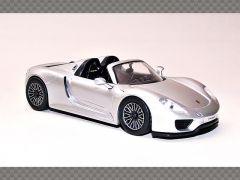 PORSCHE 918 SPYDER | 1:43 Diecast Model Car