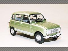 RENAULT 4 GTL ~ 1985   1:43 Diecast Model Car