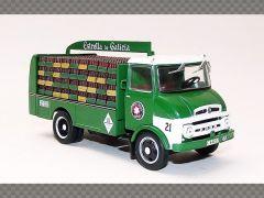 EBRO C150 (FORD THAMES TRADER) ~ 1966 | 1:43 Diecast Model Truck